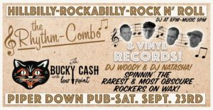 Upcoming Events Page Piper Down Pub - Us hillbilly map